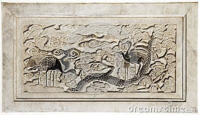 Scultura antica della pietra