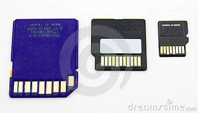 SD Flash Memory Cards