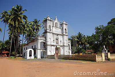 Se Cathedral in Old Goa
