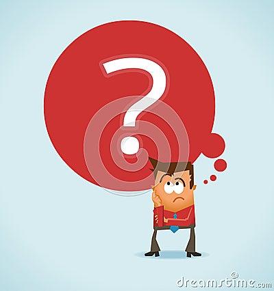 Se demander et une incertitude