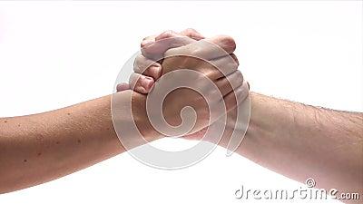 Se serrer la main