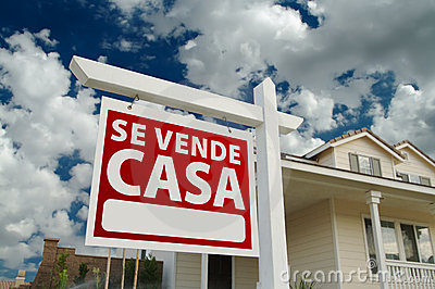 Se vende casa spanish real estate sign and house royalty free stock images image 18745669 - Se vende casa mallorca ...
