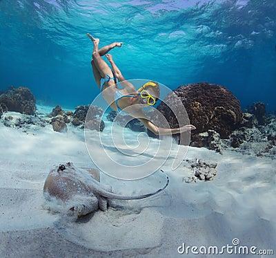 Free Sea Royalty Free Stock Photos - 46283868