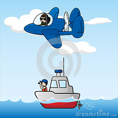 Sea and Air Patrol