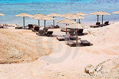 Sea beach paradise