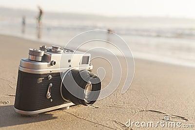 Sea and Camera