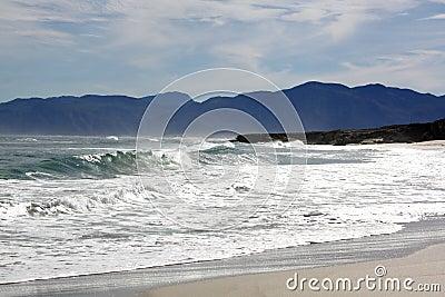 Sea in the Cape