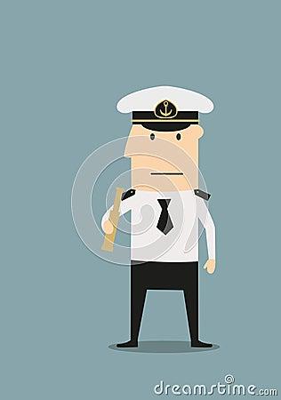 Sea Captain Uniform 121