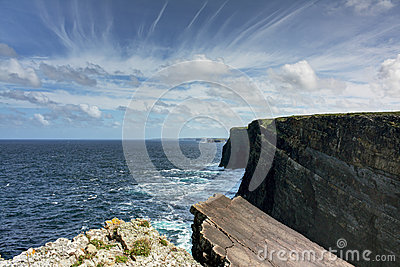 Sea Cliffs, County Clare, Ireland