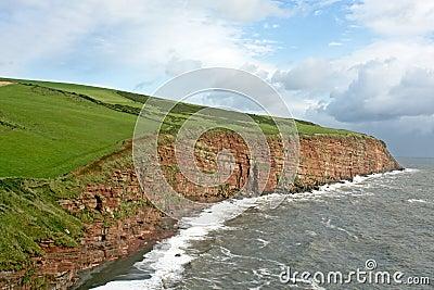 Sea Cliffs and Coast, England