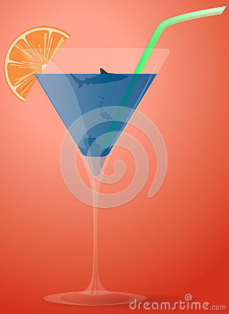 Sea cocktail