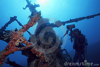 Sea of Cortez Shipwreck