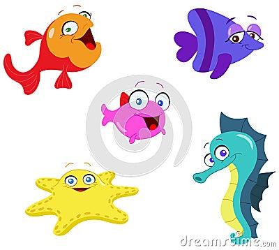 Free Sea Creatures Stock Photos - 12939543