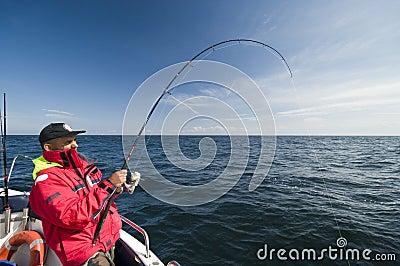 Sea fishing