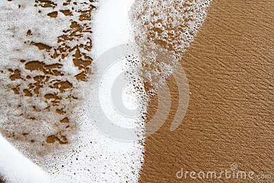 Sea Foam Beach Waves