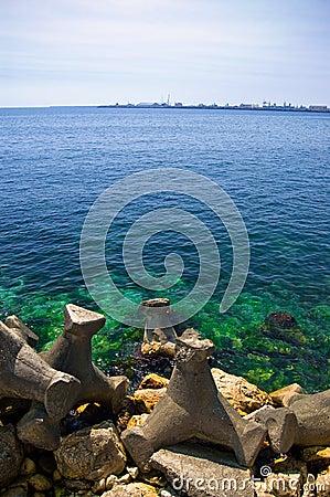 Sea horizon