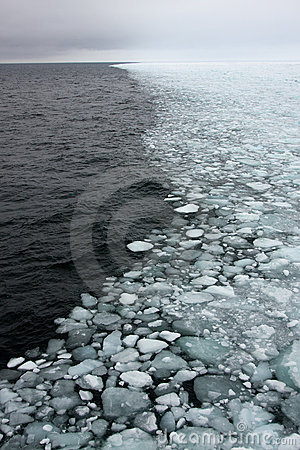 Sea-ice edge