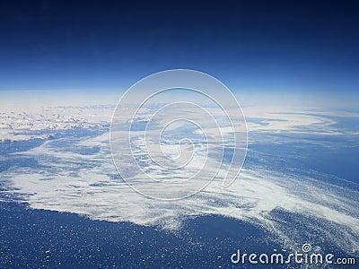 Sea Ice and Icebergs