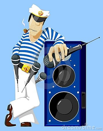 Free Sea Karaoke Stock Image - 4606571