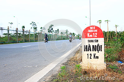 Ha Noi Kilometer 12km