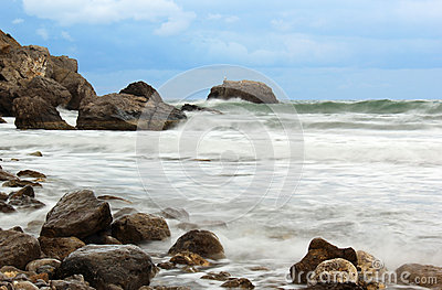 Sea landscape