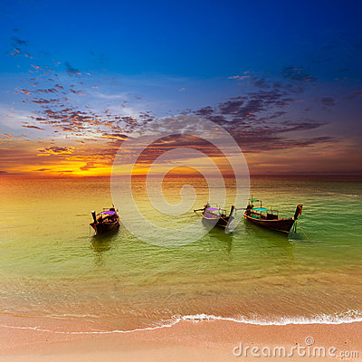 Free Sea Landscape Nature Background Royalty Free Stock Photography - 29901697