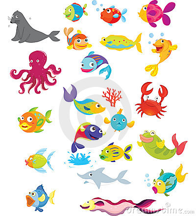 Free Sea Life Royalty Free Stock Photos - 8390348