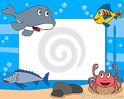 Sea Life Photo Frame [3]