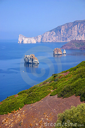 Free Sea Of Sardinia Royalty Free Stock Images - 1699079