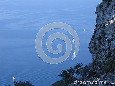 Sea of Palermo