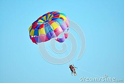 Sea parachute