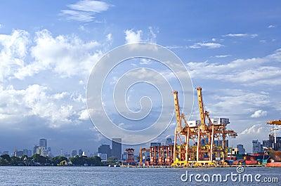 Sea Port Terminal