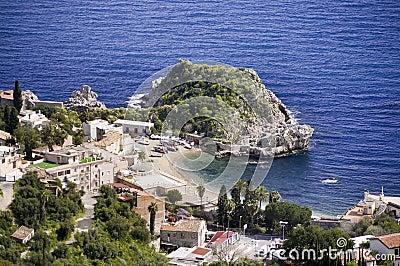 Sea resort Taormina