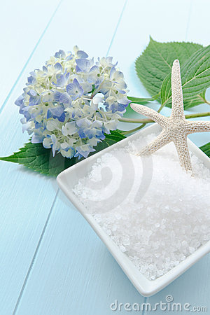 Sea Salt Bath Scrub