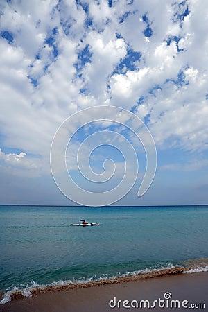Sea of San Vito