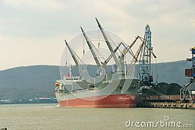 The sea ship
