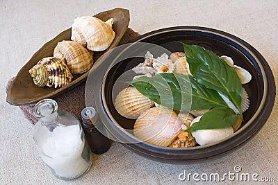 Sea spa