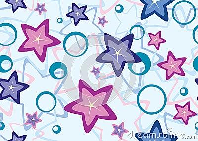 Sea starfishes