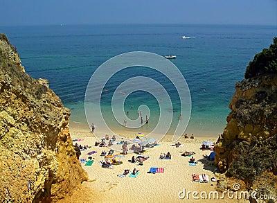 Sea, sunbath, sand