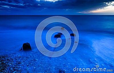 Sea sunrise