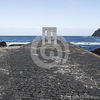 Sea in Tenerife