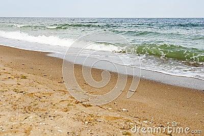 Sea tide