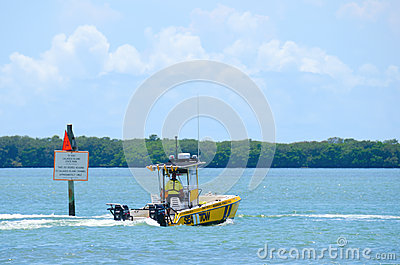 Sea Tow Boat Towing Service captain on call Editorial Photography