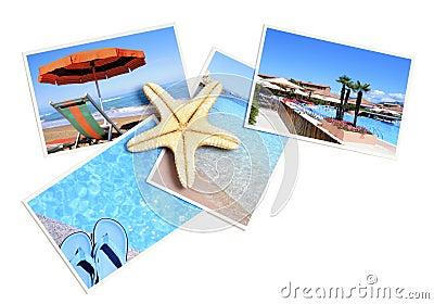 Sea vacation