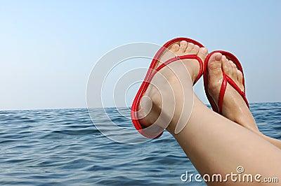 Sea vacations