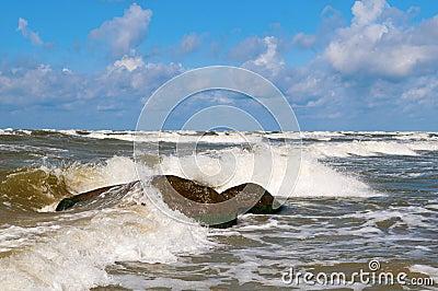 Sea Waves 4