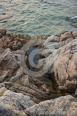 Free Sea, Waves, Sand And Stones Royalty Free Stock Photos - 84061988