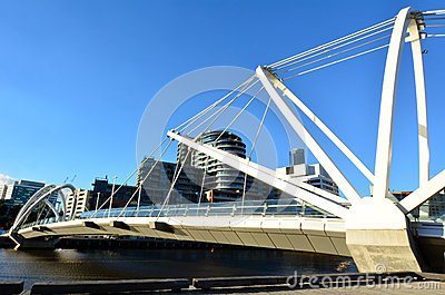 Seafarers Bridge - Melbourne