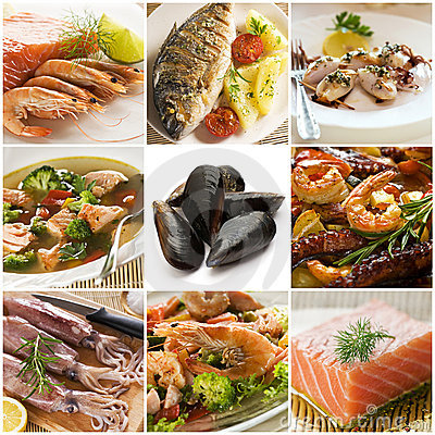 Free Seafood Stock Photo - 12139360