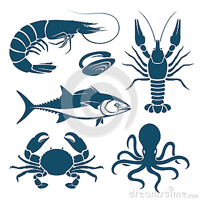Free Seafood Royalty Free Stock Image - 39976896